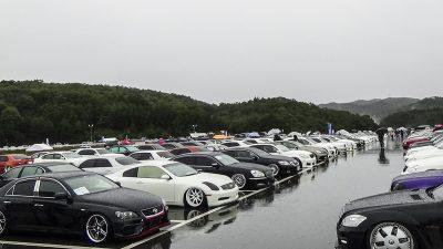 VIPスタイルミーティング、岡山国際サーキット、レクサスLS、レクサスGS
