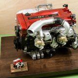 【画像】エンジンダイキャストの製造過程が見られるファクトリー完成