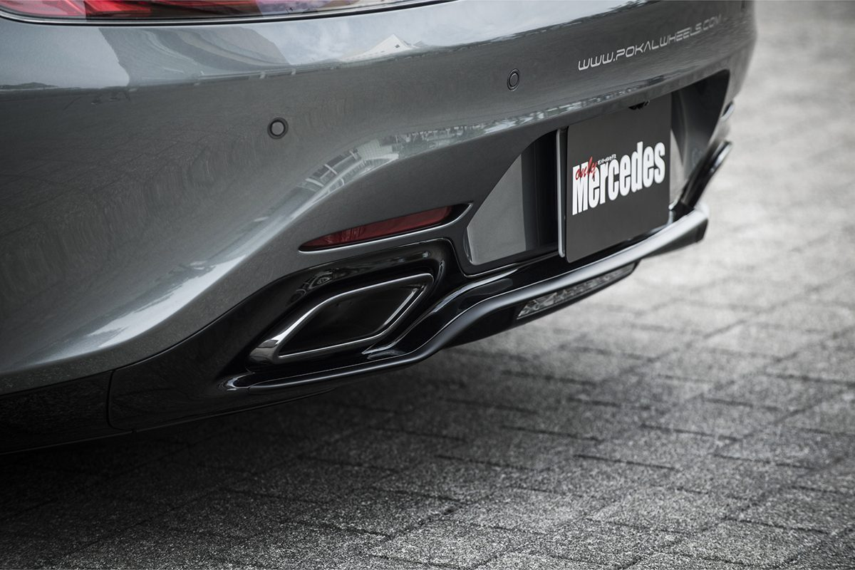 AMG GT、ポカールTF5、コーレンストッフ、アビスオートブティック