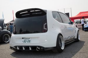 afimp スタコン スーパーカーニバル 2017 VW up