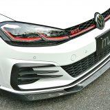 【画像】純正の躍動を底上げる「VW GOLF7.5 GTI」専用リップスポイラー【エムプラス】