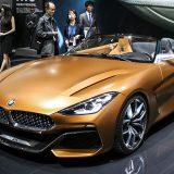 【画像】【東京モーターショー速報】BMWコンセプトZ4に隠されていたカスタマイズのヒント