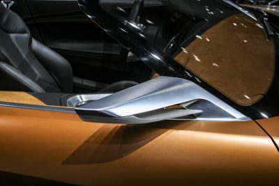 BMW、Z4、コンセプトZ4、カーボン、バックスキン