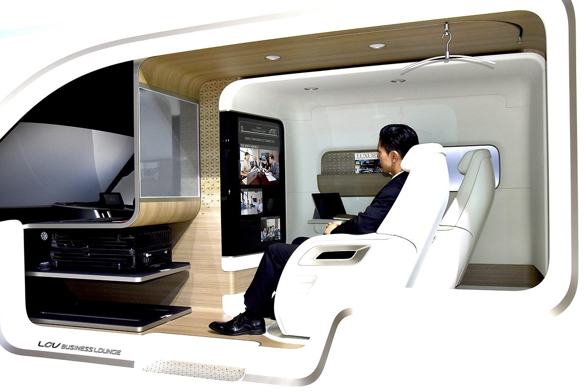 トヨタ車体、LCV CONCEPT、LCVD-CARGO CONCEPT、LCV BUSINESS LOUNGE
