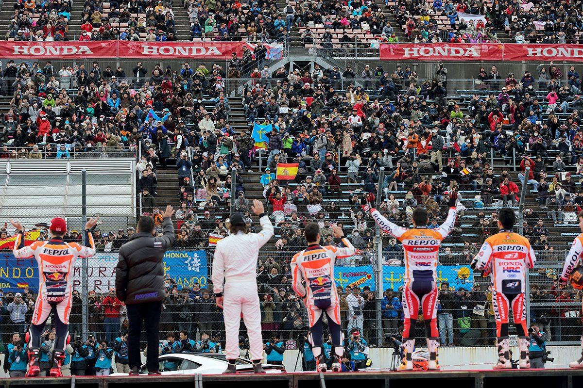 12月3日(日)『Honda Racing THANKS DAY 2017』の開催決定