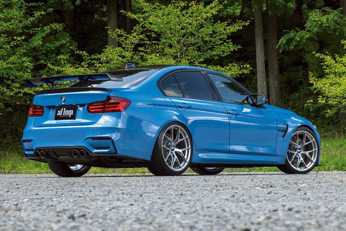 BMW、BBS FI-R、BMW M3、ベイファール