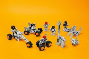 工具メーカー「KTC」が発売した子供向けブロックがおもしろい
