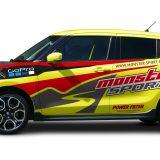 「モンスタースポーツ・コンプリートカー」新型スイフトスポーツ、受注開始へ