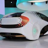 【画像】【東京モーターショー】自動車メーカーが提案する「LED」魅せテクニック
