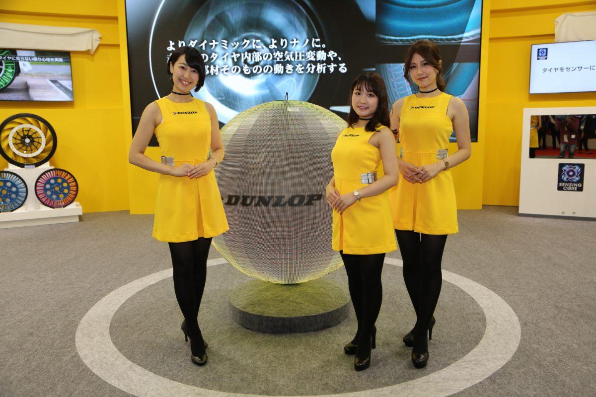 東京モーターショー コンパニオン キャンギャル