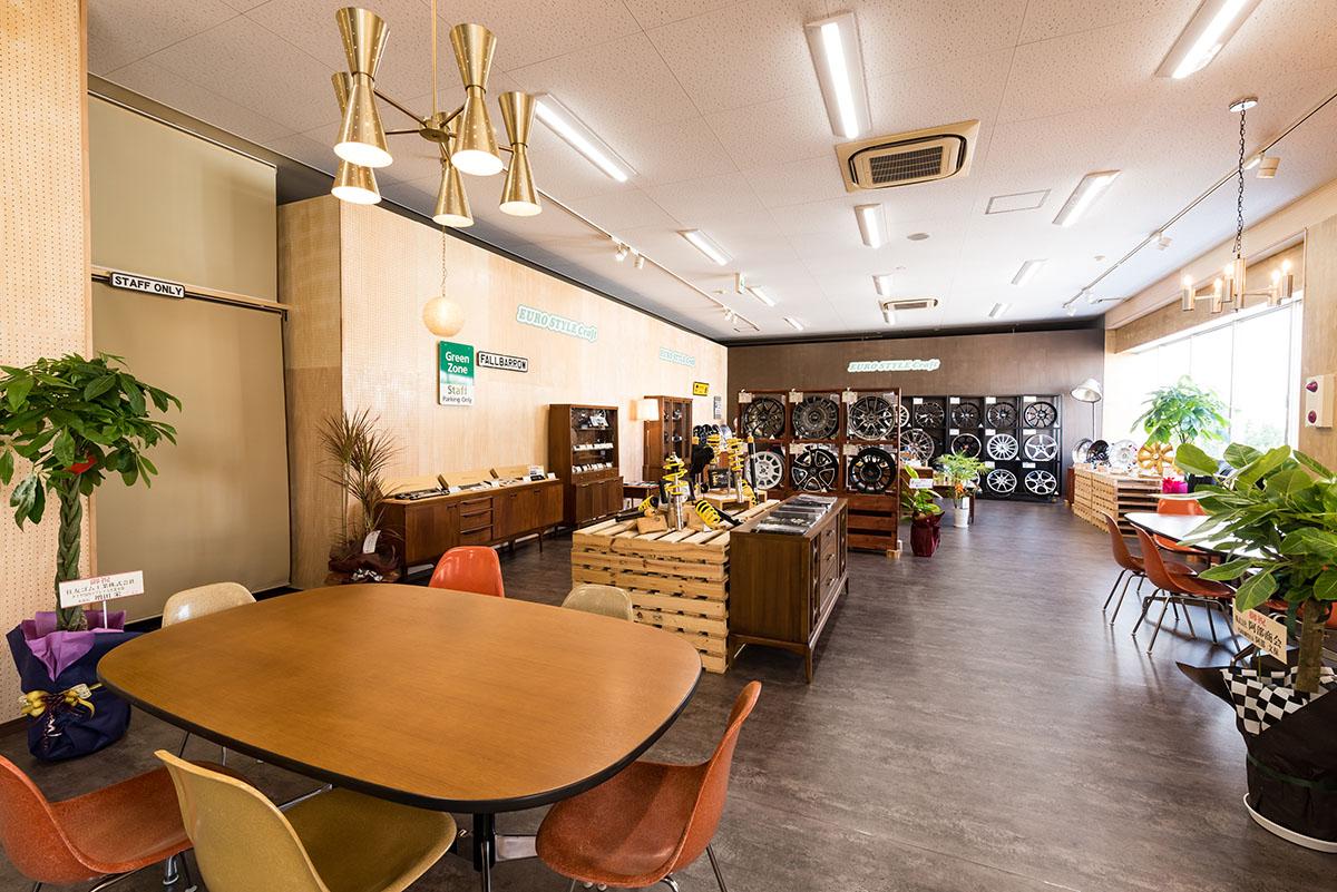 ナゴヤドーム西店 クラフト ショップ カスタム 愛知県
