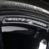 【画像】ドレッシー鍛造「WALTZ FORGED S5-R」に待望の19インチ登場へ