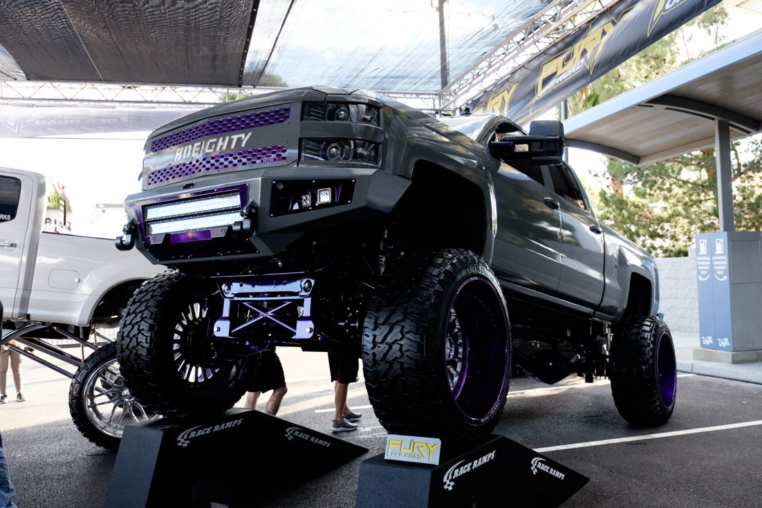 sema show セマショー gmc ford jeep