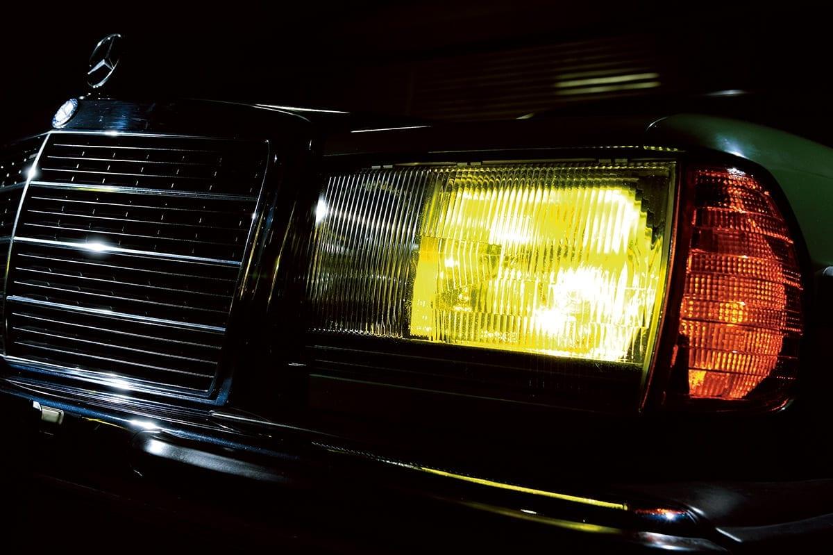 LEDヘッドライト、HIDヘッドライト、クルーズ