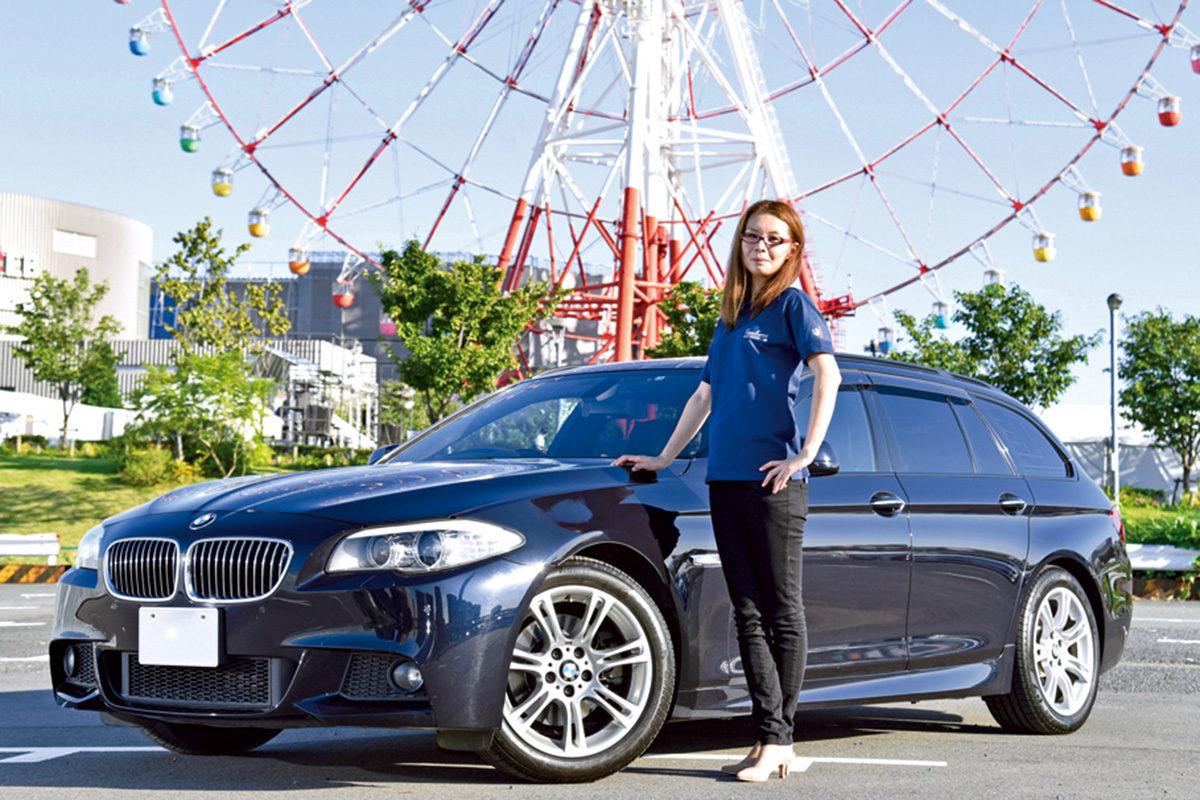 BMW、BMW WOMEN、女子力、お台場、女子会