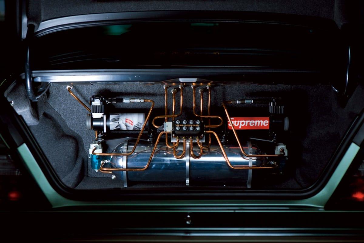 メルセデスベンツ300CE、ネオクラシック、W124、アキュエアー、APガレージ