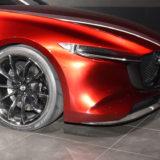 【画像】自動車メーカーも注目!? 東京モーターショーから見る「最先端フラップスタイル」
