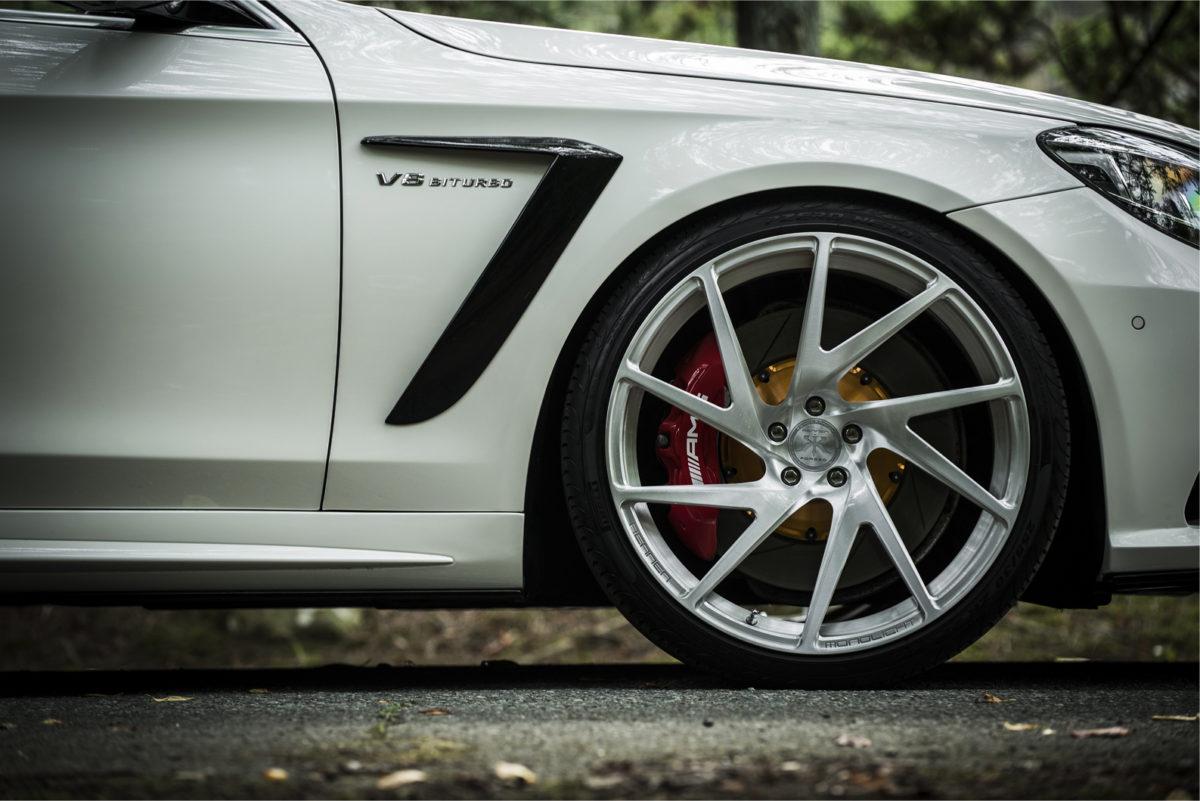 プライオールデザイン ロイヤルファントム AMG S63