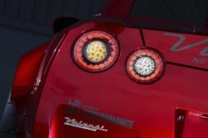 R35GT-Rへユーロテイストの煌めきで高級感をプラス【JEWEL LED TAIL LAMP REVO】