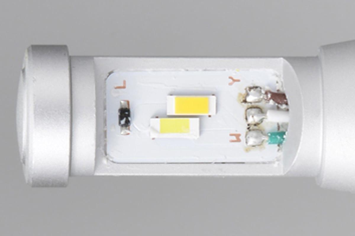 IPF LED フォグランプ バルブ デュアルカラー 切り替え