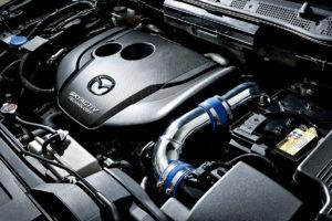 マツダ・ディーゼル車に対応、中〜高速回転域のレスポンスを効果的にアップ
