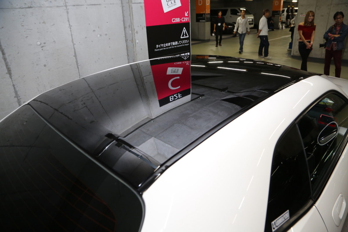 TGCC 東京ガールズカーコレクション 2017 チャレンジャー 立花未来