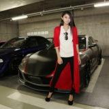 【画像】壁ドンしたくなる! 「美少女」と「野獣」RX-8との萌えなコンビ【東京ガールズカーコレクション】