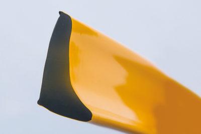 Gコーポレーション 汎用 スポイラー 塗装済み マルチスポイラー