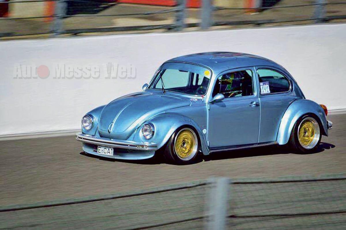 フォルクスワーゲンビートル、フラット4、VW、空冷エンジン、1303、ビートル