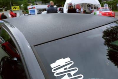 ヴェルターゼ、ゴルフ、BMWアスファルトファイバー、BMW、E60、Z3