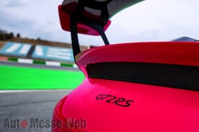 ポルシェ、ポルシェGT2RS、700馬力、ニュル最速、ポルシェモータースポーツ