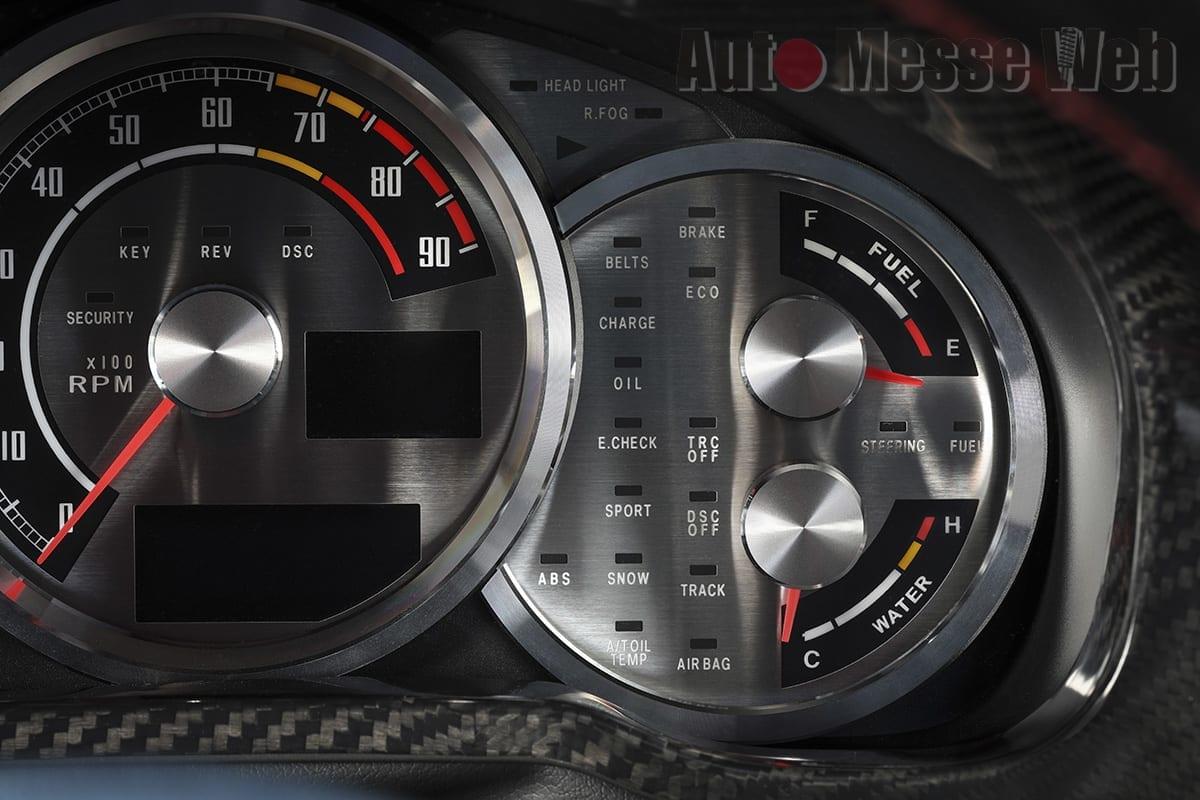 インディケーター、トヨタ86、BRZ、ゼネラルグラフィクス