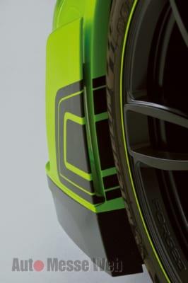 テックアート、テックアートGTストリートR、ポルシェ、シリアルナンバー001、ラガーコーポレーション