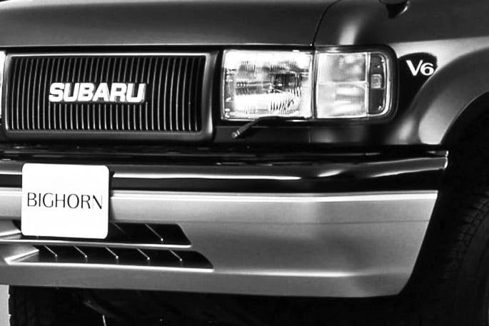 SUBARUでも販売された悲劇のOEMモデル「ビッグホーン」