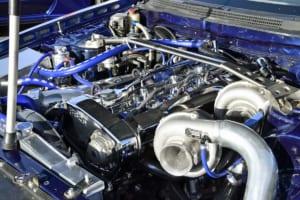 最高出力1000馬力オーバー、「ゼロヨン8秒台」のGT-Rたち