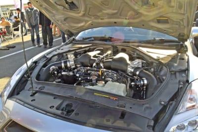 GT-R RH9 サブライブ ガレージアクティブ ニスモフェスティバル