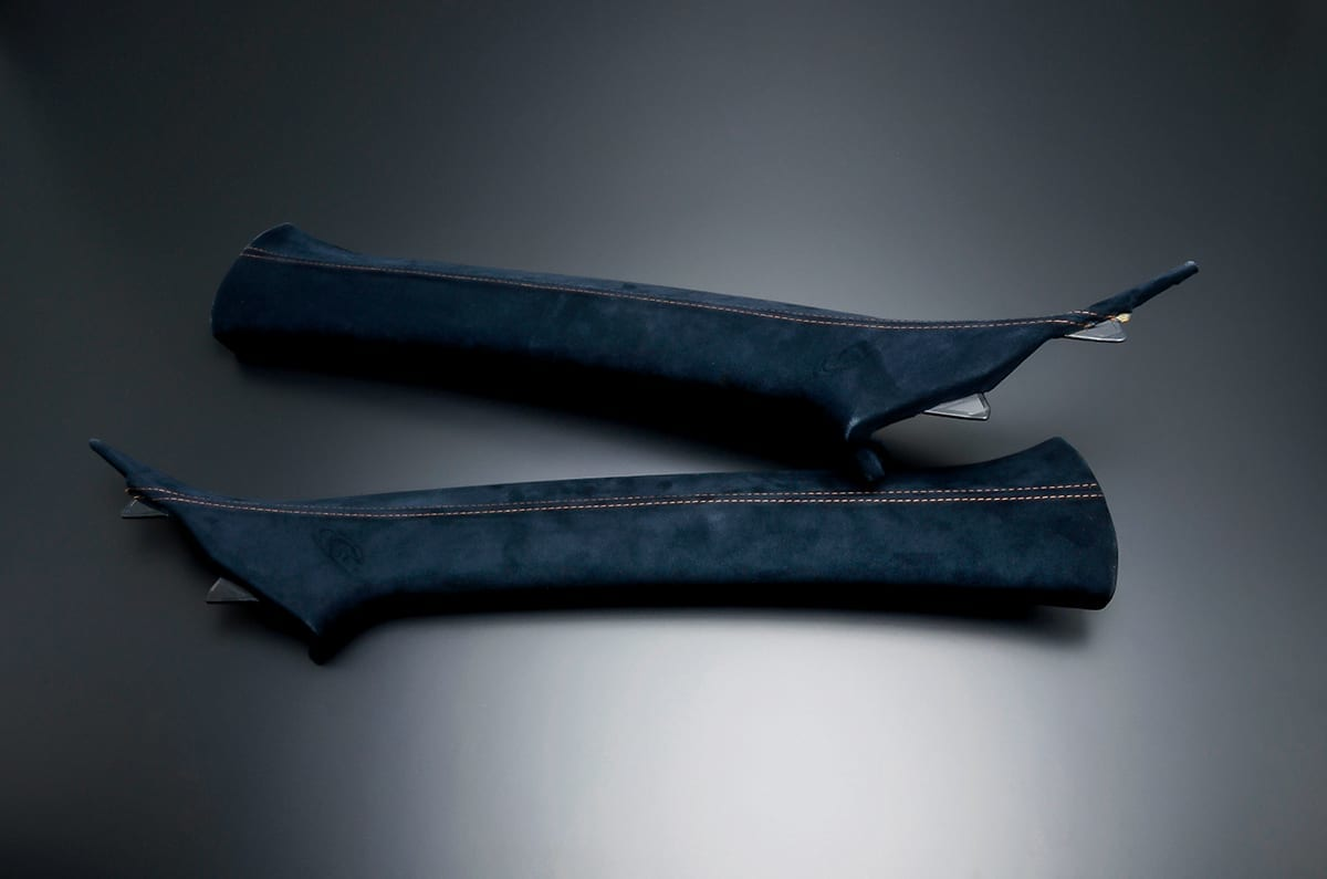 C-HR 内装 グラージオ カーボン インパネ ステアリング シフトノブ