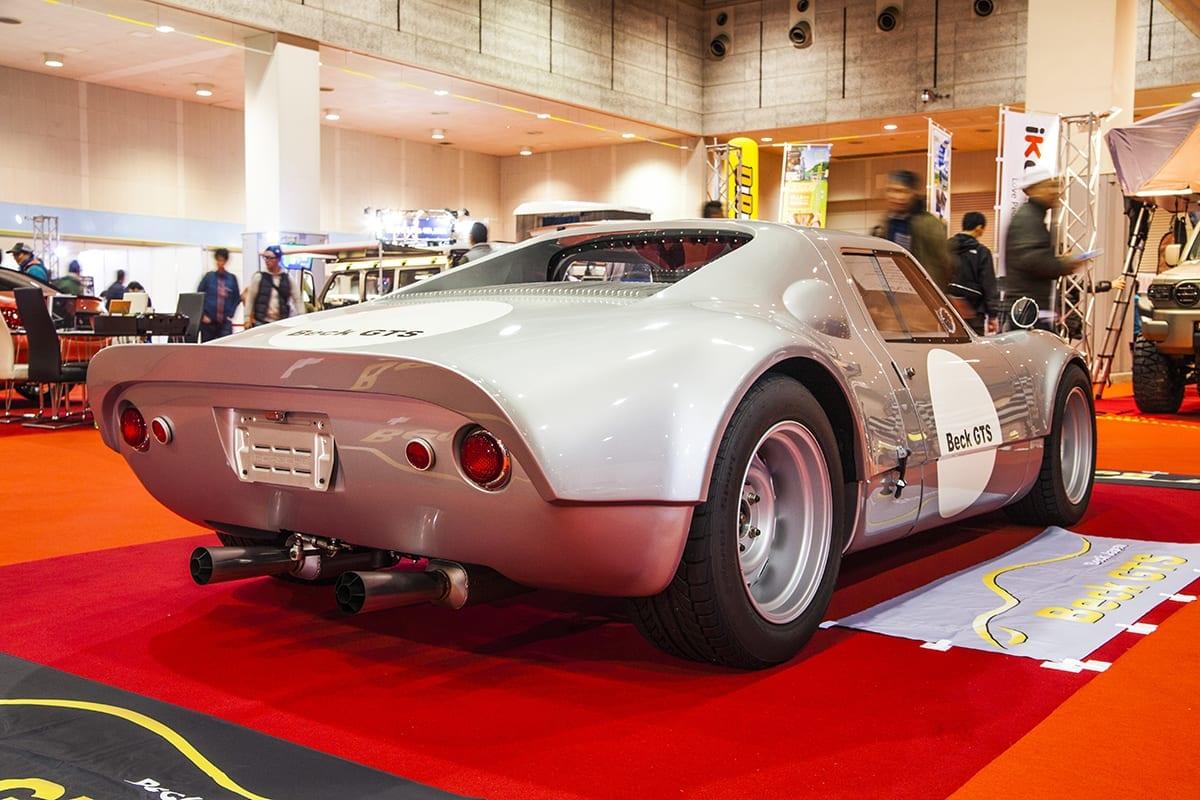 大阪モーターショー Beck GTS ヨシムラオート レプリカ ポルシェ904