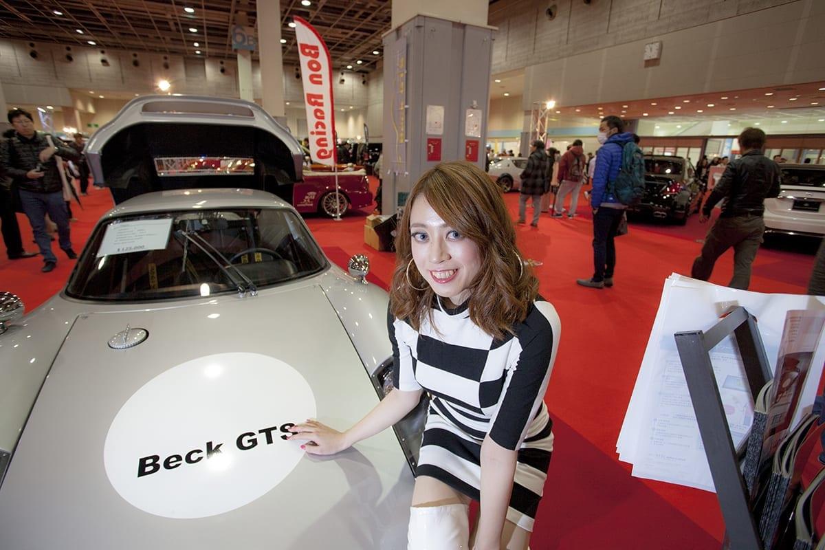 ポルシェ904を忠実に再現した『Beck GTS』という超高性能マシン