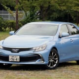 【画像】日本で唯一の200万円台FRセダン「マークX」は優秀なドライバーズカー