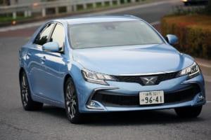 日本で唯一の200万円台FRセダン「マークX」は優秀なドライバーズカー