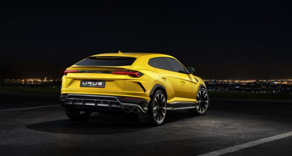 ランボルギーニ ウルス Lamborghini Urus