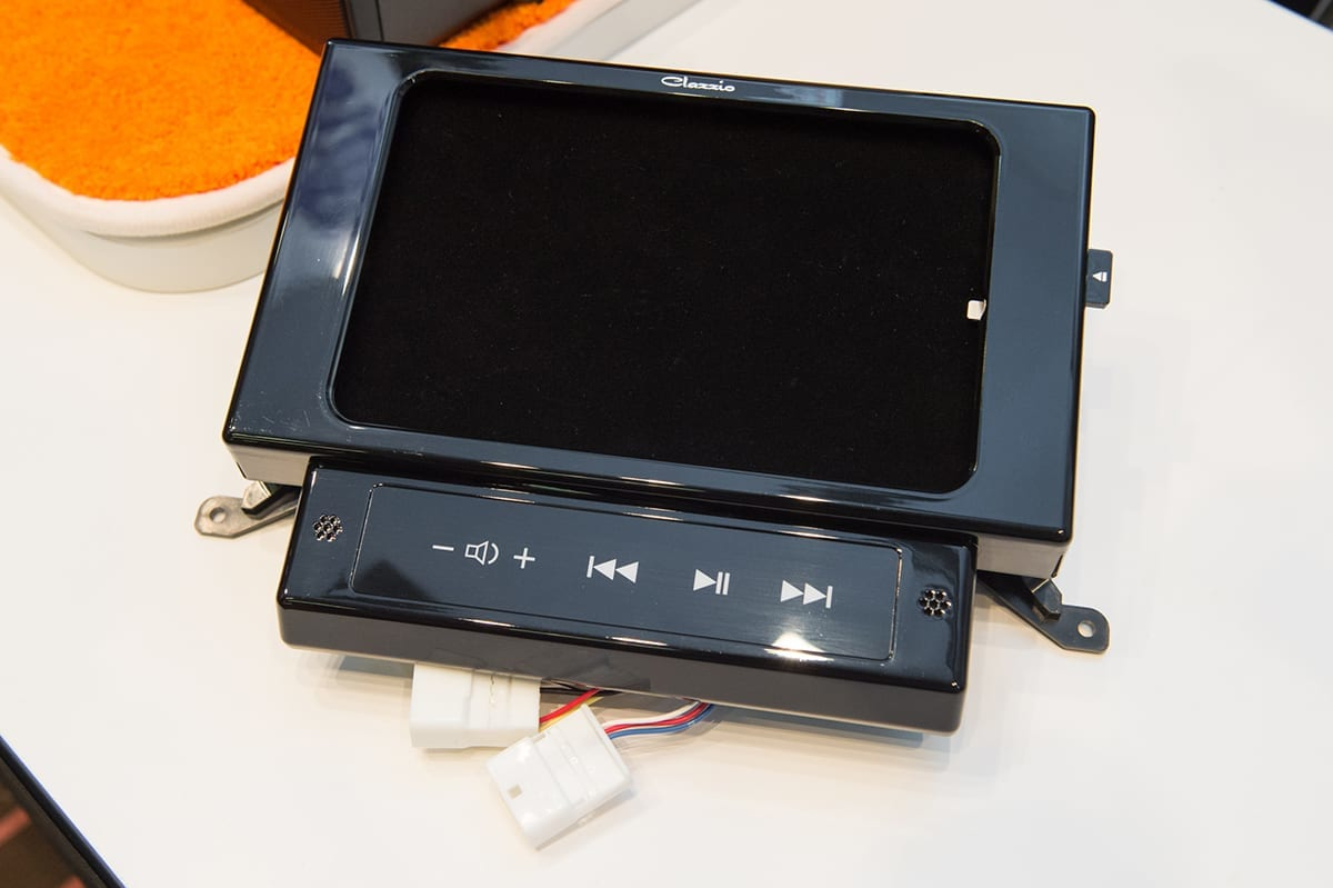 クラッツィオ イレブンインターナショナル タブレットPCインストールキット iPhone iPadmini