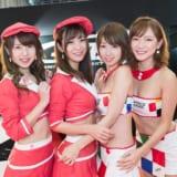 東京オートサロン2018 キャンギャル フレックス C-WEST アベスト