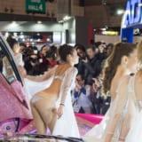 【画像】閲覧注意なキャンギャルが盛りだくさん!! 「東京オートサロン」で激写した厳選カット【エロ系編】