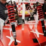 トヨタとレクサス車の悩みを解決する、RS-Rの新作車高調&警告灯キャンセラー【東京オートサロン2018】