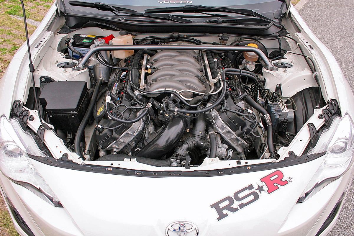 scion fr-s RS-R ティエムシー 沖縄カスタムカーショー2018 トヨタ 86