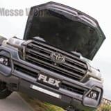 「巨漢SUVを速くするには? そうだ、レクサスRC-Fのエンジンに載せ換えよう」