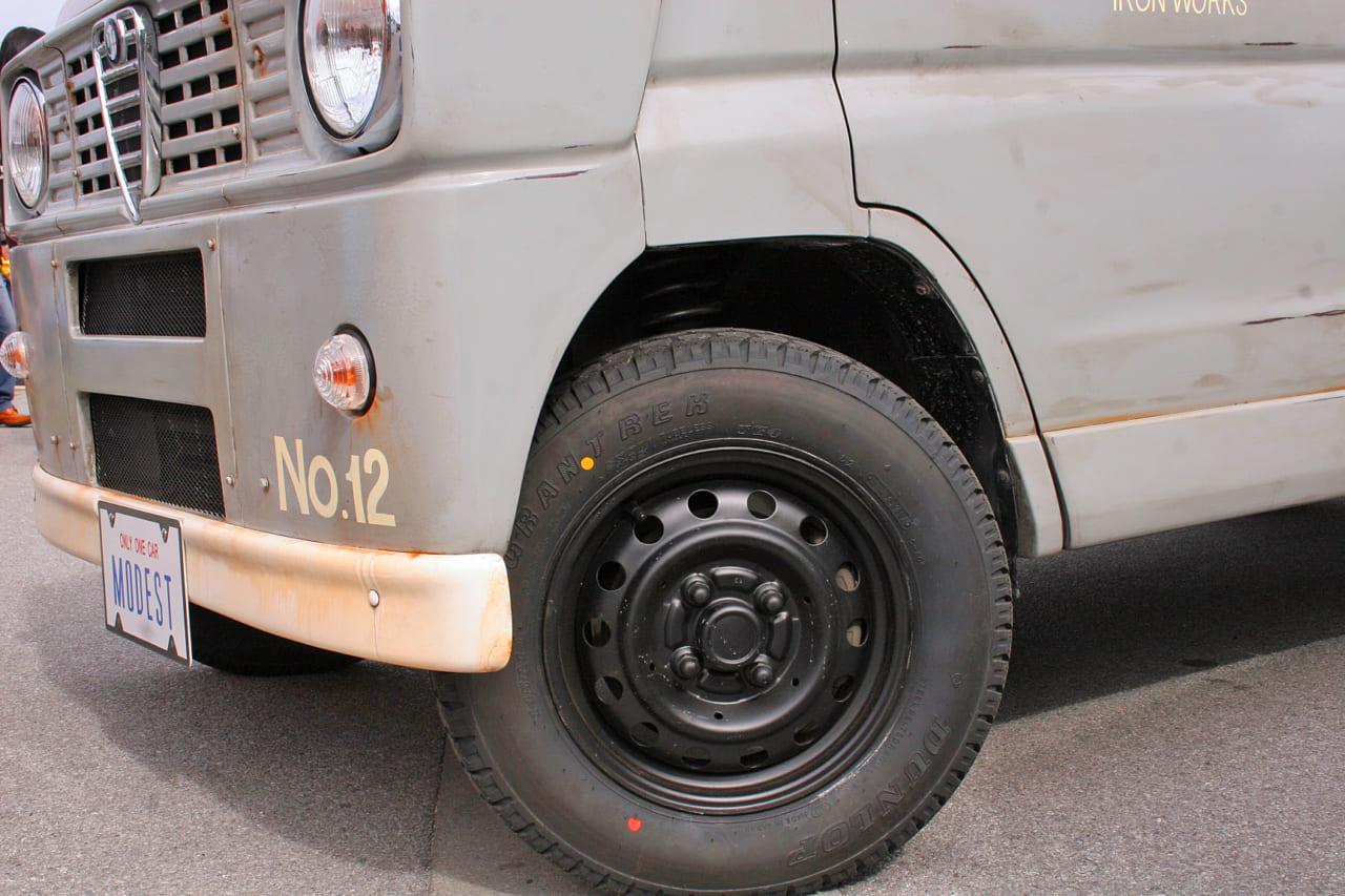 モデスト モデストカーズ 沖縄カスタムカーショー タウンボックス クリッパー