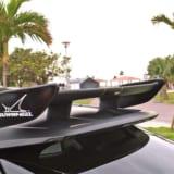 SUW CLIMATE クライメイト SUV C-HR ハリアー ホイール 沖縄カスタムカーショー